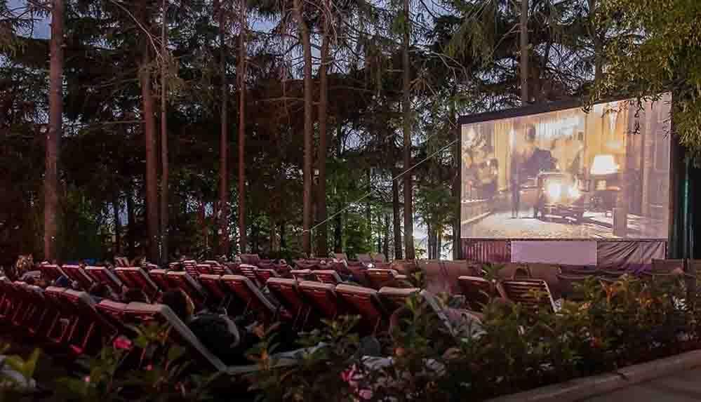 Ankara Büyükşehir Belediyesi, açık havada sinema günlerini başlatıyor