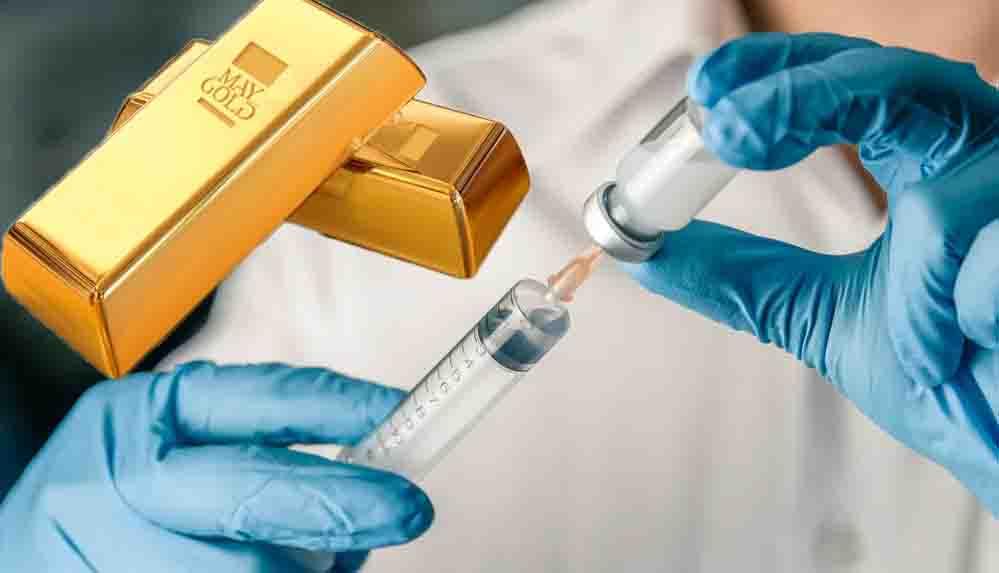 Aşı teşvik çalışmaları devam ediyor: Elmas saatler, gösterişli daireler, altın külçeler