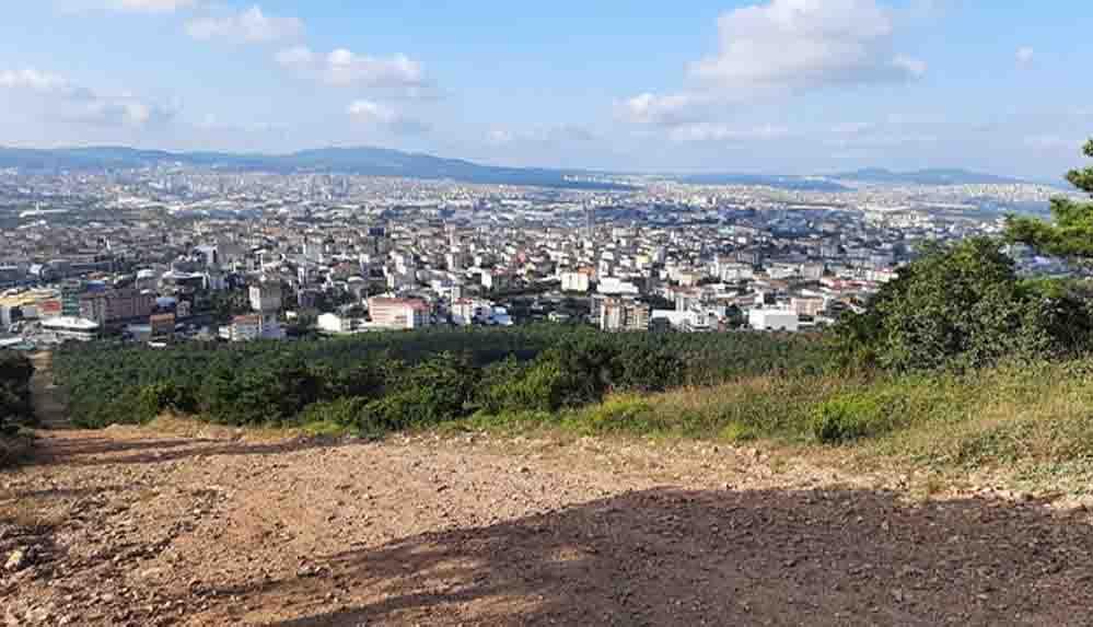 Ataşehir'de peş peşe iki yangın çıktı ardından da bölge ranta açıldı