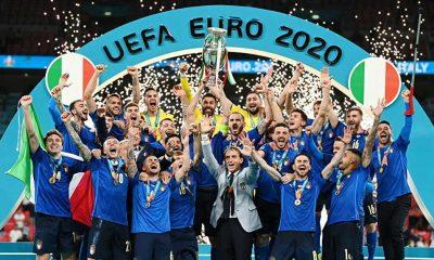 Avrupa şampiyonu İtalya Milli Takımı'na devlet nişanı verilecek