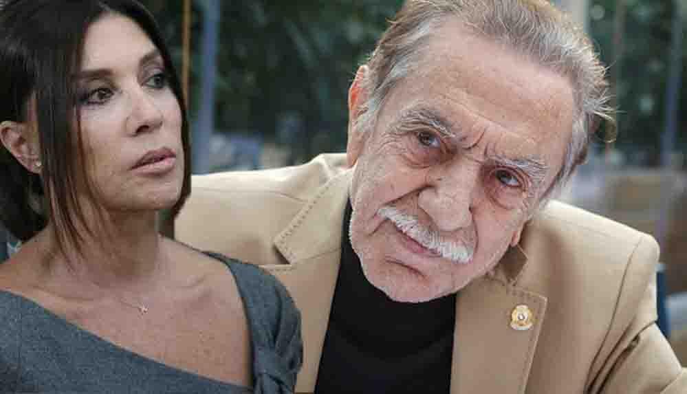 Aydemir Akbaş'tan şaşırtan itiraf: Nebahat Çehre ile evlenmek isterdim