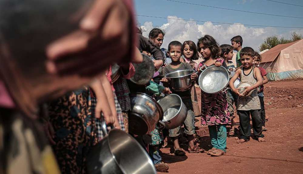 BM Genel Sekreteri: 2020'de dünyada 720 ila 811 milyon insan açlıkla boğuştu
