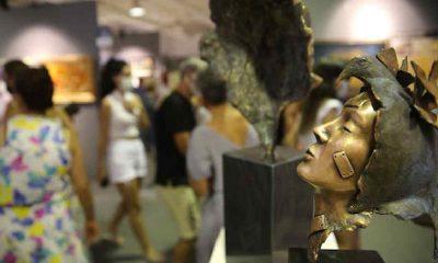 Baaf Bodrum Sanat ve Antika Fuarı'nda rekor ziyaretçi