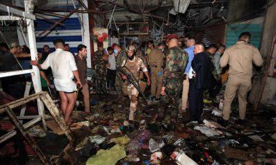 Bağdat'ta bayram arifesinde patlama: 30 ölü, 60 yaralı