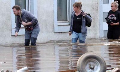 Belçika'daki selde ölenlerin sayısı 31'e çıktı, kayıp 163 kişi aranıyor