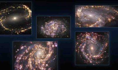 Bilim insanları, ilk tek tek farklı galaksilerdeki yıldız oluşumlarını görüntüledi