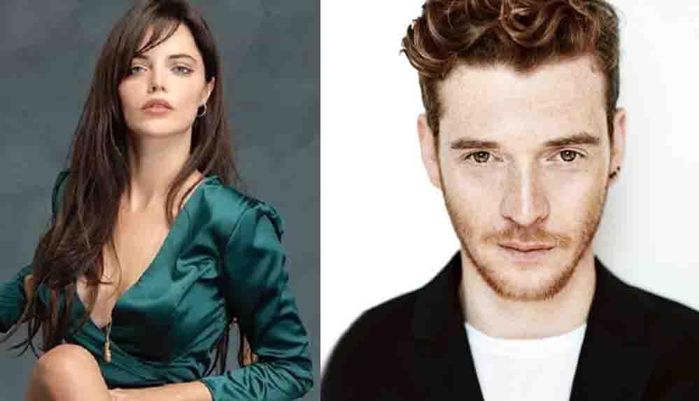 Bir Zamanlar Çukurova'nın başrol oyuncusu Hilal Altınbilek ve Metin Hara aşk yaşıyor!