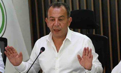"""""""Yabancı uyruklulardan 10 katı su faturası alınacağını"""" söyleyen Tanju Özcan hakkında suç duyuru"""