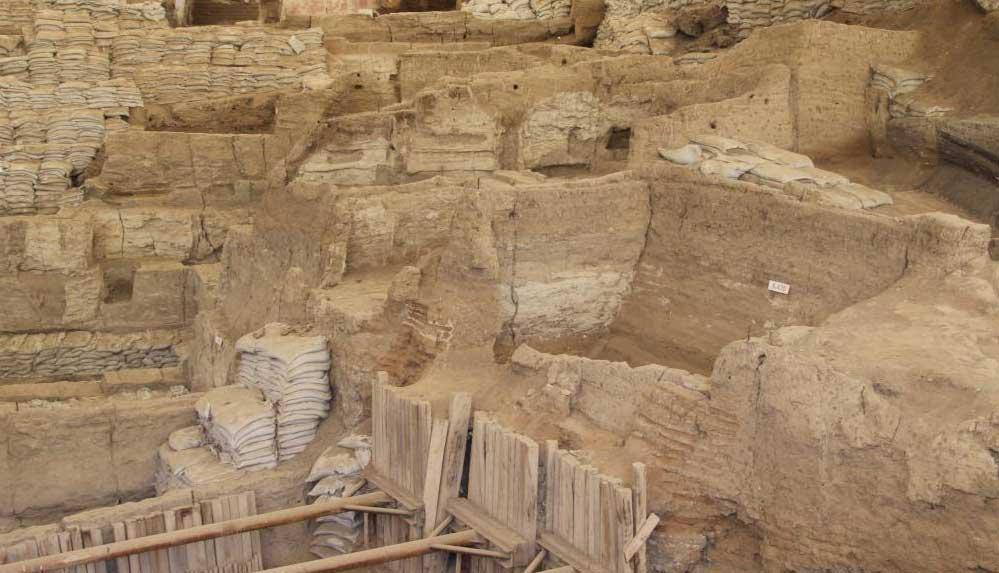 Çatalhöyük'teki kazılarda ikinci mahalleye rastlandı