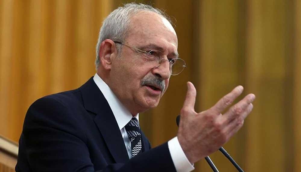 CHP lideri Kılıçdaroğlu'ndan Erdoğan'a: Misak-ı Milli kim, sen kim?