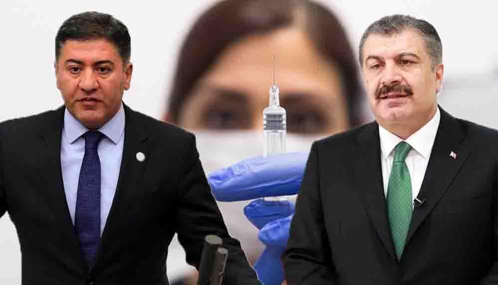 CHP'li Emir aşı karşıtlığında Bakan Koca'ya dikkat çekti