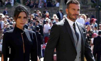 David Beckham ile Victoria Beckham 22. evlilik yıl dönümlerini kutladı