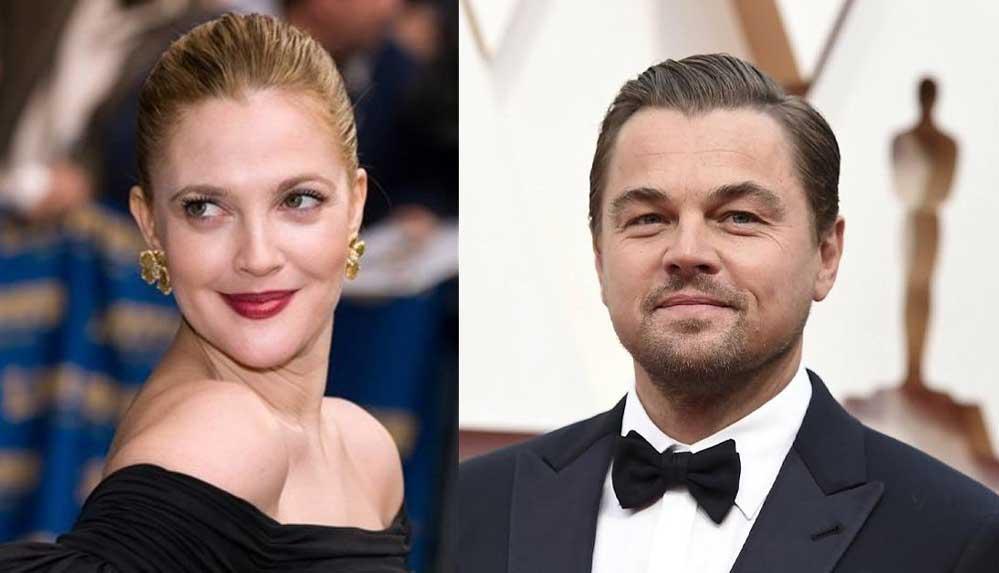 Drew Barrymore'un cilveli Leonardo DiCaprio yorumu viral oldu