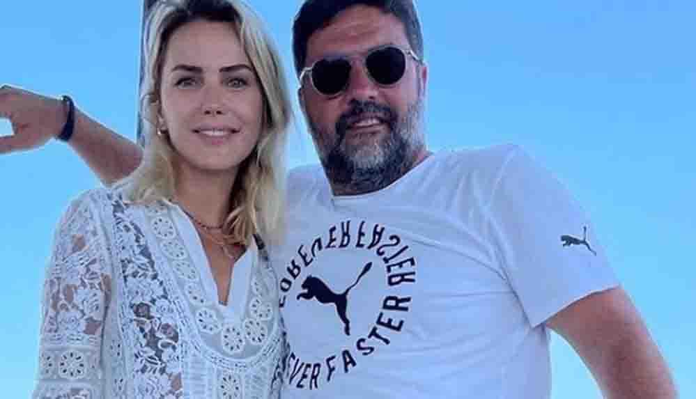 Boşanacakları iddia ediliyordu! Ece Erken ev eşi arasında yaşananların perde arkası canlı yayında ortaya çıktı