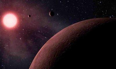 Ekseni Dünya'nınki gibi eğik gezegenler, kompleks yaşam formlarına ev sahipliği yapabilir