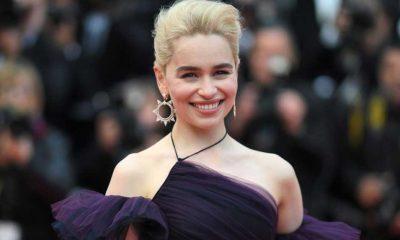 """Emilia Clarke: """"Evimin önünde birinin beklediğinden eminim"""""""