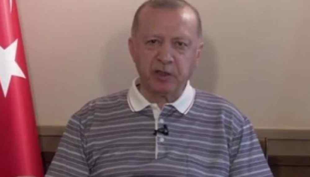 """Erdoğan """"Bayramlık tişörtü"""" ile ne mesaj veriyor?"""