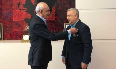 Eski AKP'li vekil Rüstem Zeydan, CHP'ye katıldı