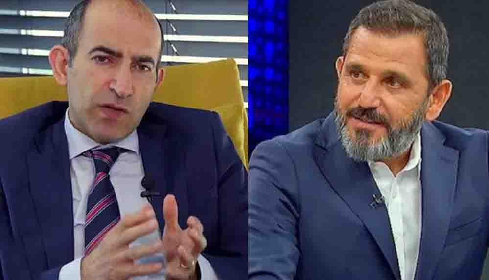 """Fatih Portakal'dan görevden alınan Melih Bulu yorumu: """"Erdoğan geri vites mi yaptı?"""""""