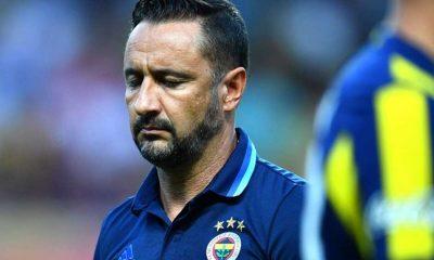 Fenerbahçe'de teknik direktörlüğe Portekizli Vitor Pereira'nın getirildi