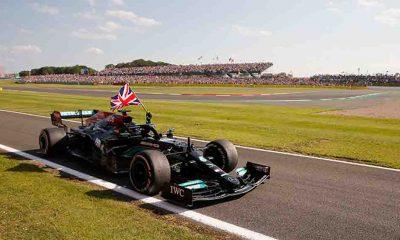 Formula 1'de Lewis Hamilton'a ırkçı saldırı