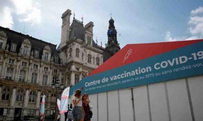 Fransa'da hastane ve bakımevi çalışanlarına Covid-19 aşısı zorunlu kılındı