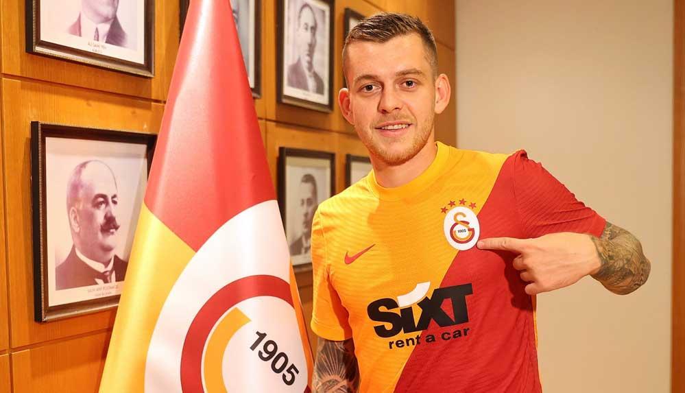 Galatasaray, Alexandru Cicaldau'yu resmen kadrosuna kattı