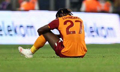 Galatasaray, 2-1 mağlubiyetle Şampiyonlar Ligi'ne veda etti