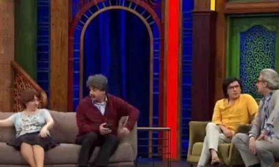 Güldür Güldür Show'da 'İsmail Saymaz' göndermesi
