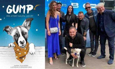 Gump filminde oynayan köpekler galanın yıldızı oldu