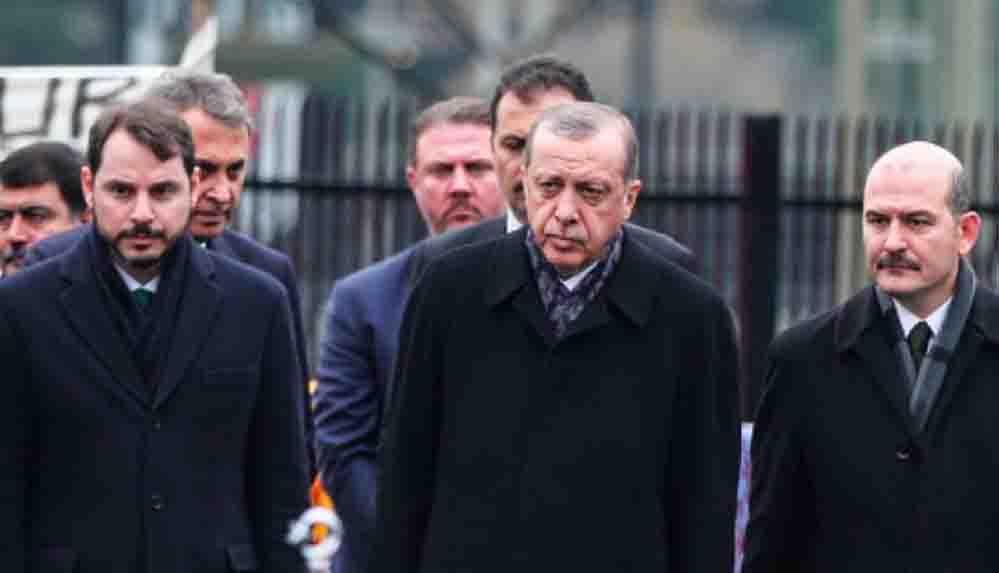 HKP'den Erdoğan-Soylu-Albayrak hakkında suç duyurusu