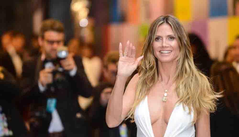 """Heidi Klum'dan çılgın yatak odası itirafı! """"Oldukça çılgınım, partnerimi..."""""""