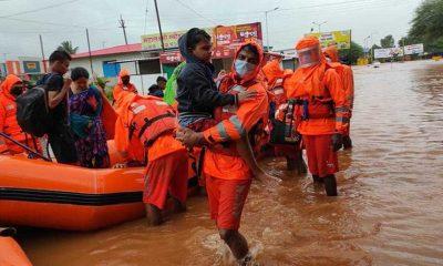 Hindistan'da yaşanan sel ve heyelanlarda ölenlerin sayısı 100'e yükseldi