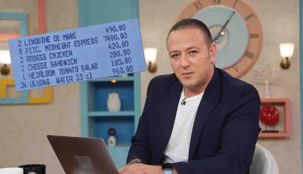 Hürriyet yazarı Ün'den Bodrum'daki fiyatlara tepki: 8 litrelik bir suya yazılan 960 TL'ye asla 'Tamam' demem, diyemem