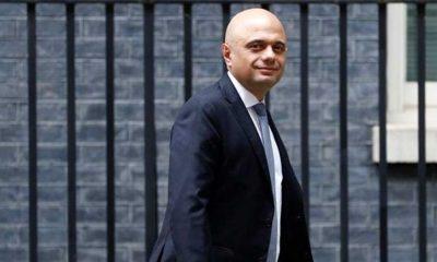 İngiltere Sağlık Bakanı Javid, Kovid-19'a yakalandı