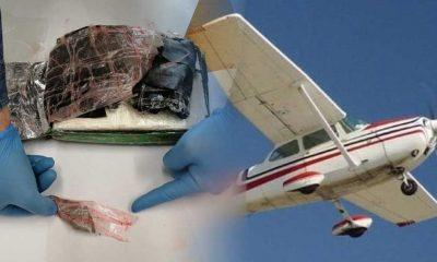 İtalya'da uçaktan atılan 9 milyon euro'luk kokain yanlış eve düştü