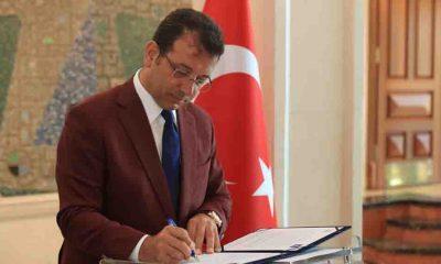 İBB ile UNHCR arasında mülteci ve sığınmacılara yönelik iş birliği metni imzalandı