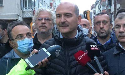İçişleri Bakanı Soylu: Arhavi'deki selde oluşan hasarlar için ödemeler başladı