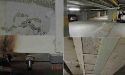 İzmir depreminden ders çıkarılmadı: İstanbul'da bir sitenin temel katında 20 perde beton, otopark için kesildi
