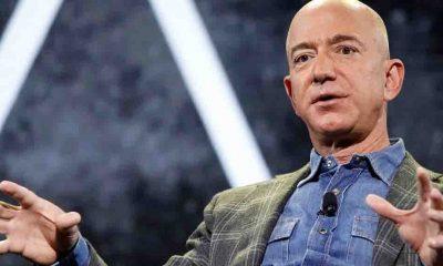 Jeff Bezos kendi rekorunu kırarak 'tarihin en zengin insanı' oldu