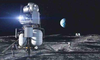 Jeff Bezos'un NASA'ya astronot indirme teklifi belli oldu