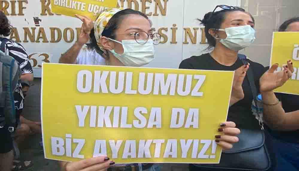 Kadıköy Anadolu'da talana açılan alan genişliyor