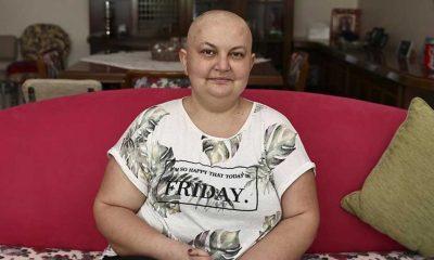 Kanserle mücadelesinde dokuzuncu zaferi kazandı