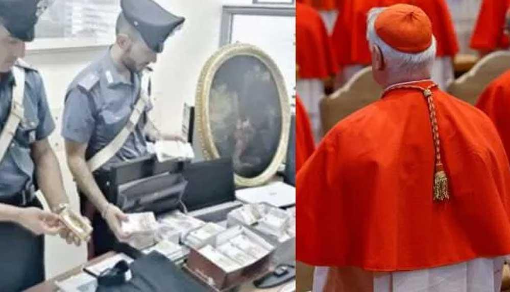 Kardinal kılığında dolandırıcılık yapan çeteyi, rahip kılığındaki polisler yakaladı