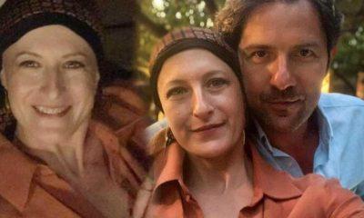 Kenan Ece'den Kanser tedavisi gören eşi Canan Ergüder'e doğum günü sürprizi