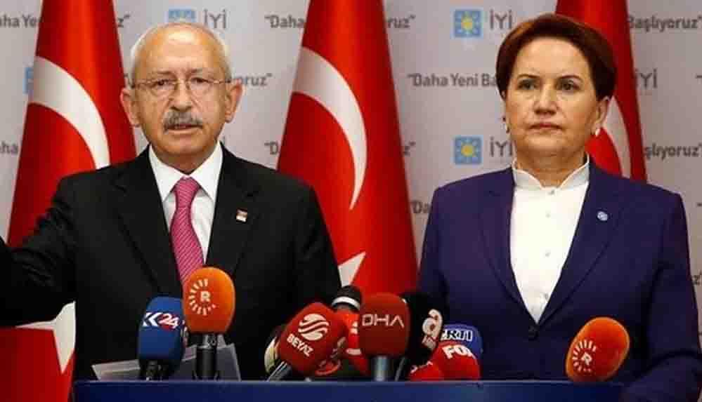 Kılıçdaroğlu'nun adaylığına ilişkin Meral Akşener'den açıklama