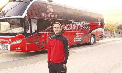 Kulübün elektrik borcuna kefil olan teknik direktör Burak Şar, hapis cezasına çarptırıldı