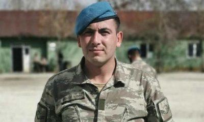 Kuzey Irak'tan acı haber: Bir asker şehit oldu