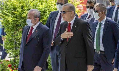 Meclis'te 15 Temmuz anması: Erdoğan ve Şentop konuştu