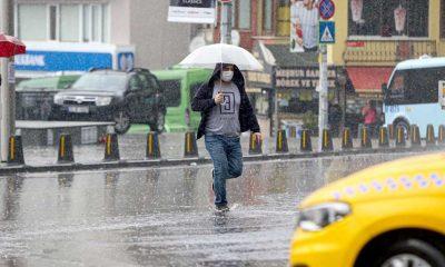 Meteoroloji'den İstanbul için 'sel' uyarısı
